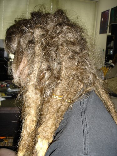 how to fix matted dreadlocks